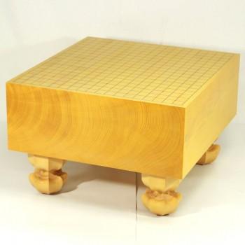 本榧碁盤柾目 5.5寸