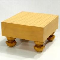 日本産本榧将棋盤 3.6寸木表 189111