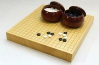 本榧碁盤20号卓上セット