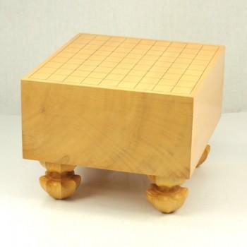 日本産本榧将棋盤 5.5寸柾目