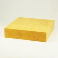 本榧碁盤 3寸一枚物