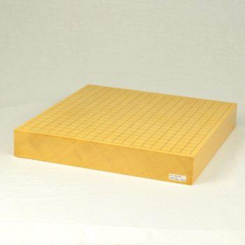 本榧碁盤 2寸卓上一枚物
