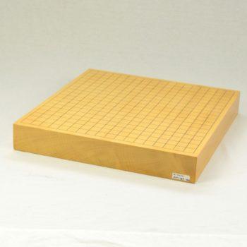 本榧碁盤 2寸一枚物