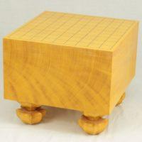 本榧将棋盤 6.6寸柾目 201161