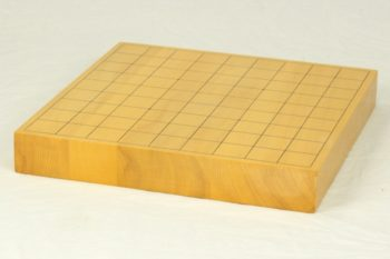 本榧将棋盤 1.6寸柾目ハギ