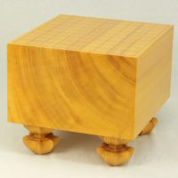 日本産本榧将棋盤 7寸柾目