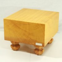 中国産本榧将棋盤 5.7寸柾目
