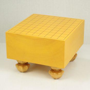日本産本榧将棋盤 5寸板目