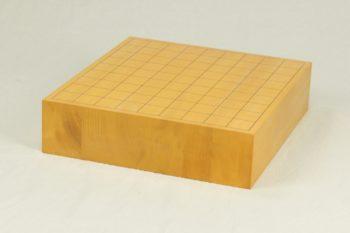 日向産本榧将棋盤 3寸ハギ
